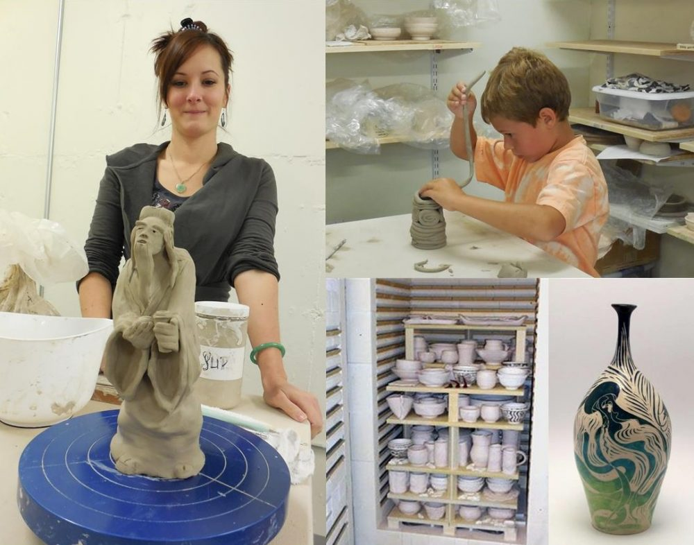 Pottery, Sculpture and Ceramic Arts Program - Falmouth Art